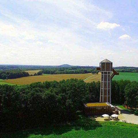 Watertoren lucht